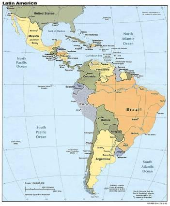 viaje por latinoamérica, brasil y Perú en 3 meses