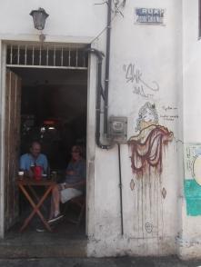 Bar en Santa Teresa