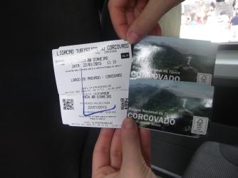Tickets Cristo Rendedor de Río