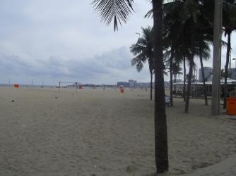 Playa de Copacabana, Río de Janeiro
