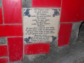 España en la escalera de Selarón, escalera de Selarón en Río de Janeiro