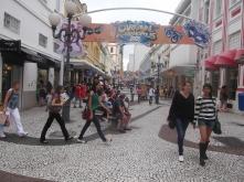 El Carnaval se siente en Florianópolis