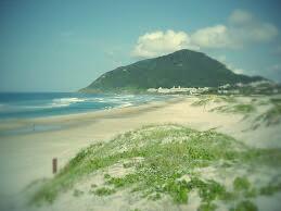 las mejores playas de florianopolis inmensa y muy tranquila, Praia Santinho